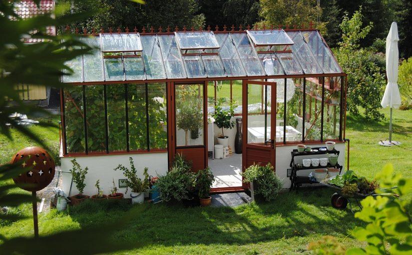 Att leva med växthus